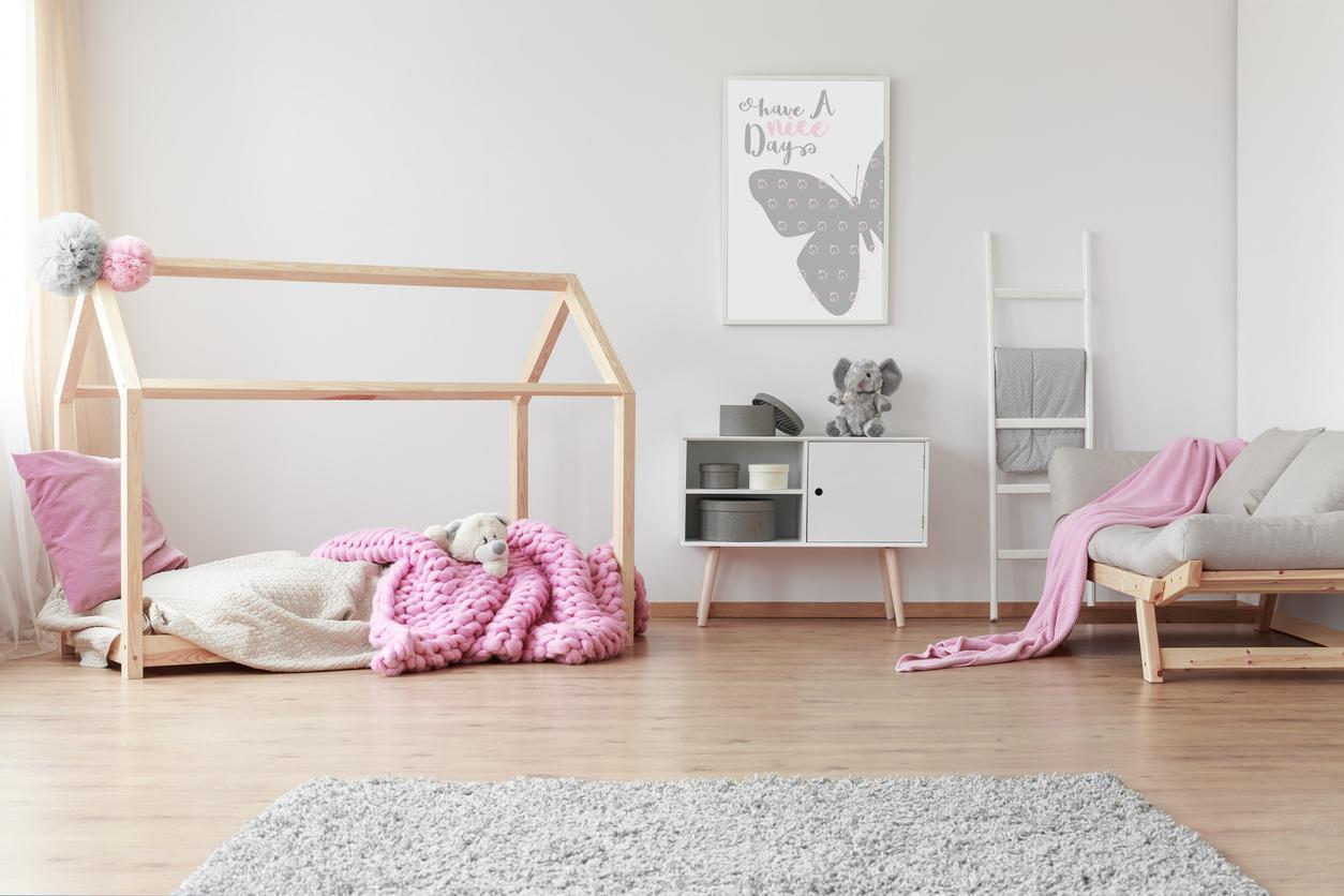 Lit Au Sol Montessori Quel Age aménager une chambre montessori à son enfant - femmes d