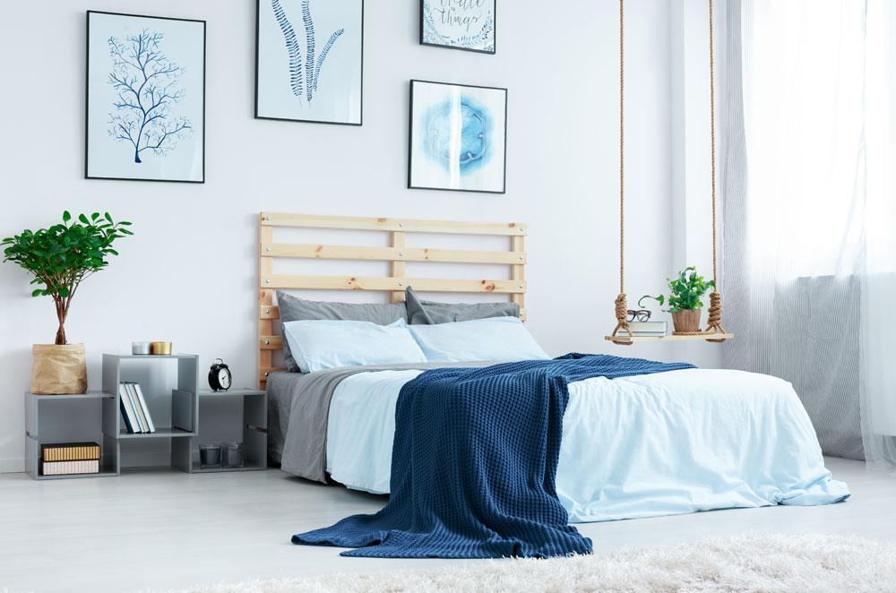 comment disposer votre lit dans votre chambre pour mieux