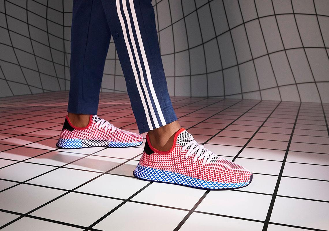 Adidas lance sa première basket en plastique océanique