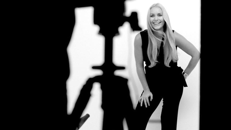 Lindsay Vonn, la nouvelle ambassadrice inspirante de Rolex !