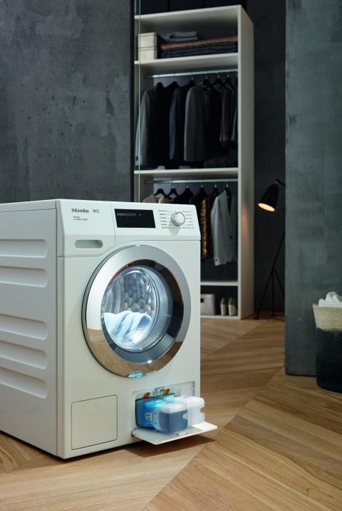 gagnez une machine laver miele d 39 une valeur de 1499. Black Bedroom Furniture Sets. Home Design Ideas