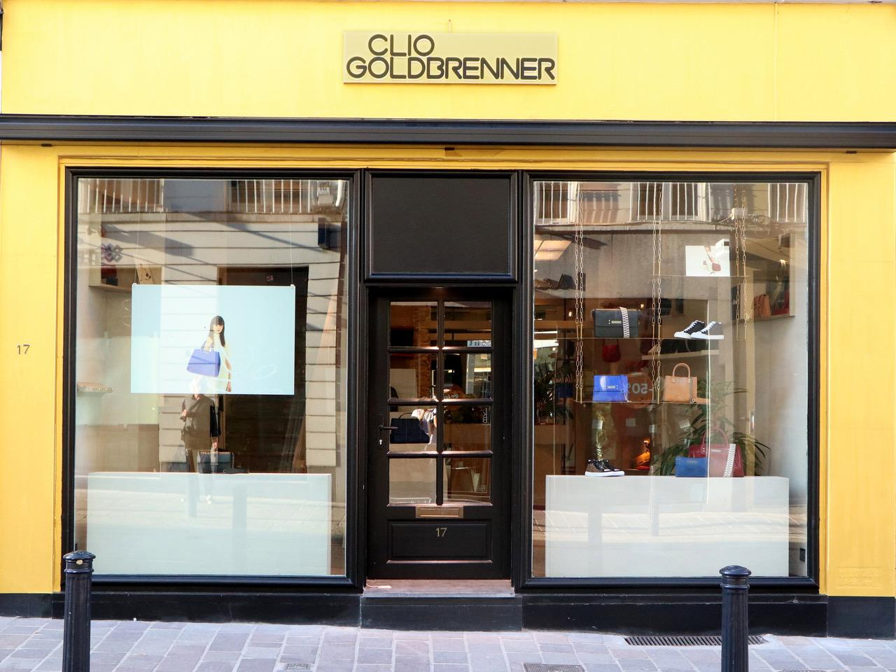 Youpie: Clio Goldbrenner ouvre sa deuxième boutique en Belgique!