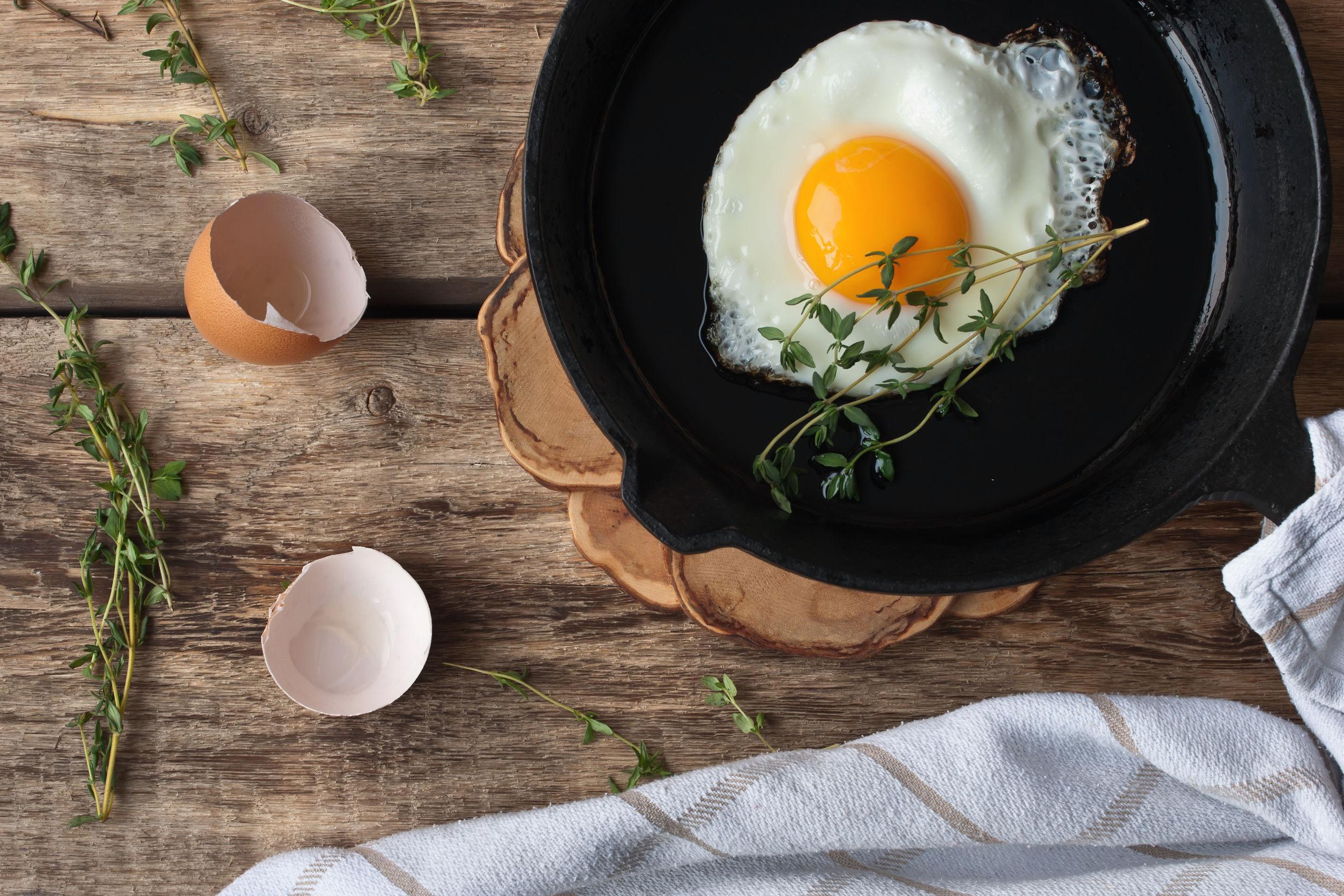 Lekker met eieren 1