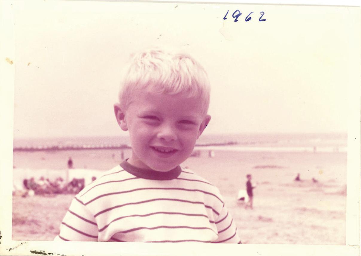 L'instantané: Edouard Vermeulen nous raconte son cliché d'enfance