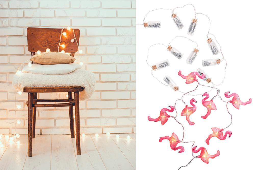 Shoppen 11 lichtjesslingers om het extra gezellig te for Huis gezellig maken