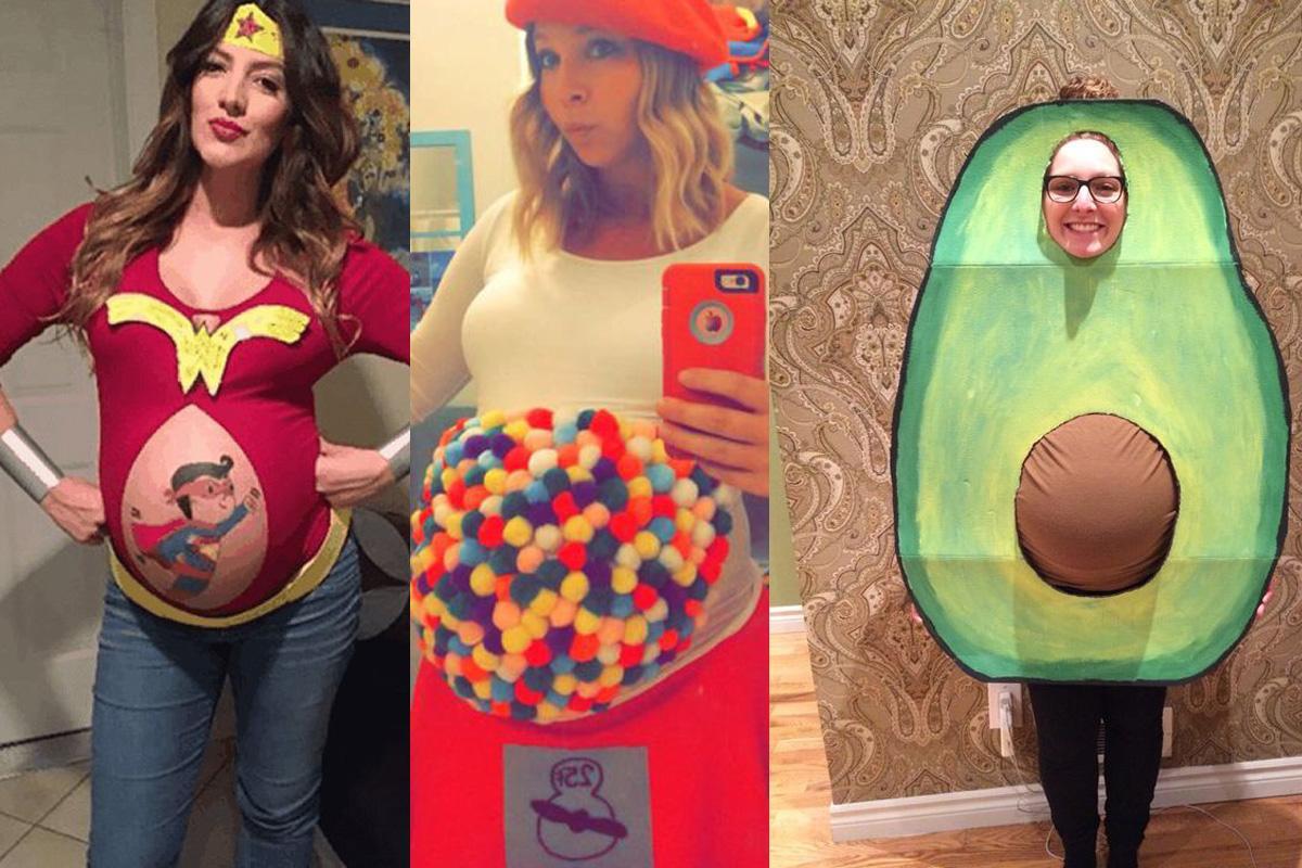 Hoe Ga Je Verkleed Met Halloween.Zwanger Tijdens Halloween Zo Verkleed Je Je Libelle Mama