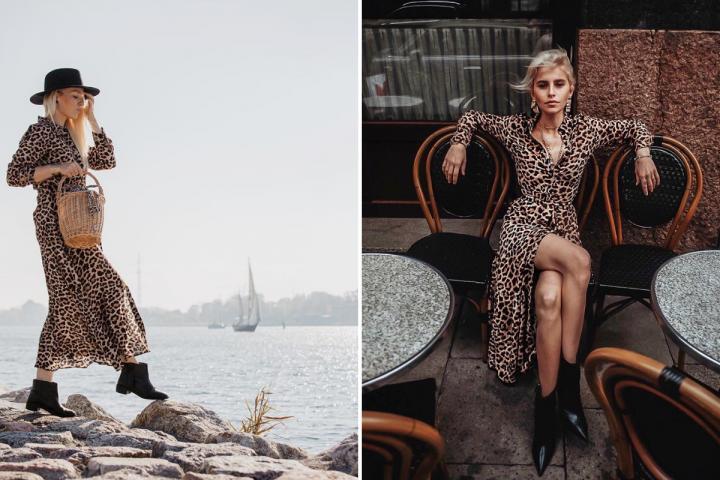 6b2b33c3d759ca Deze jurk van Zara is de ultieme must have voor de herfst