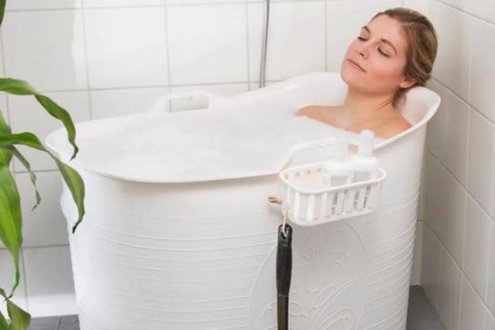 Voici La Solution Miracle Pour Prendre Un Bain Si Vous Navez Pas De