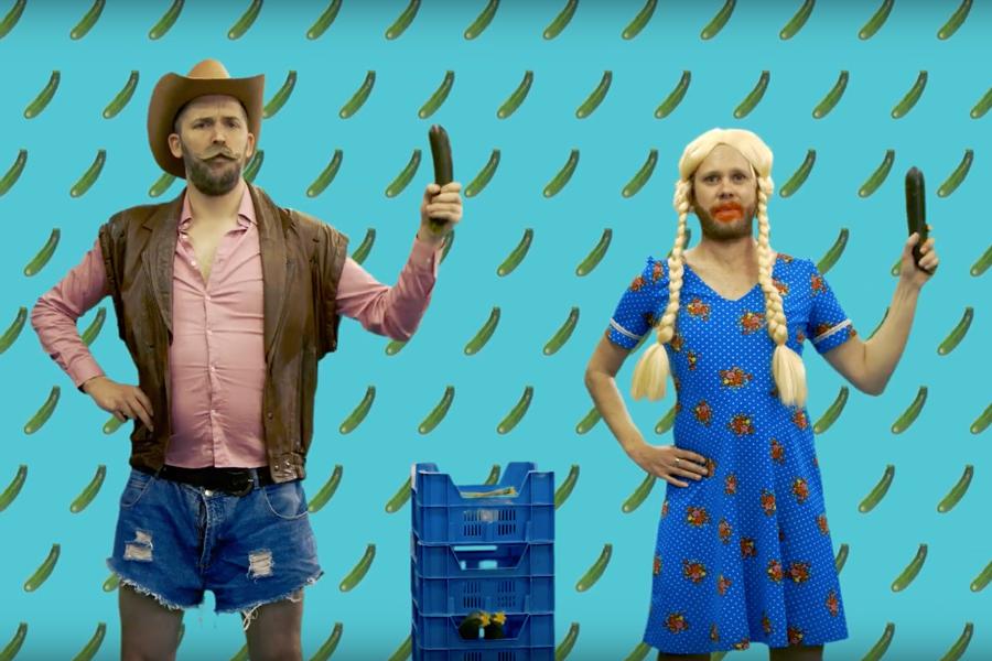 LACHEN: Rik Verheye en Jonas Geirnaert brengen 'Trollenknots' uit voor De Warmste Week