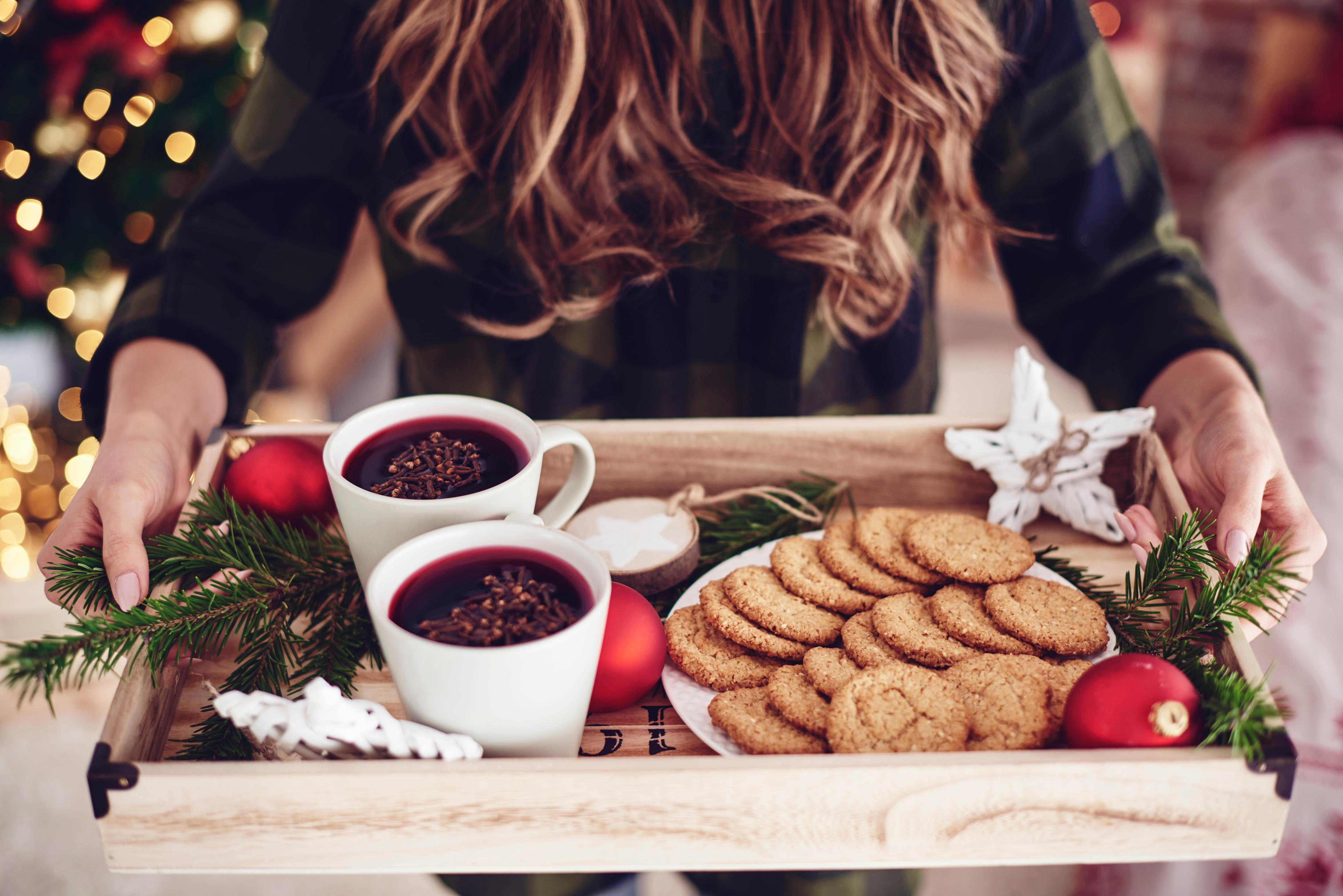 25 recettes maison pour grignoter devant un film de Noël