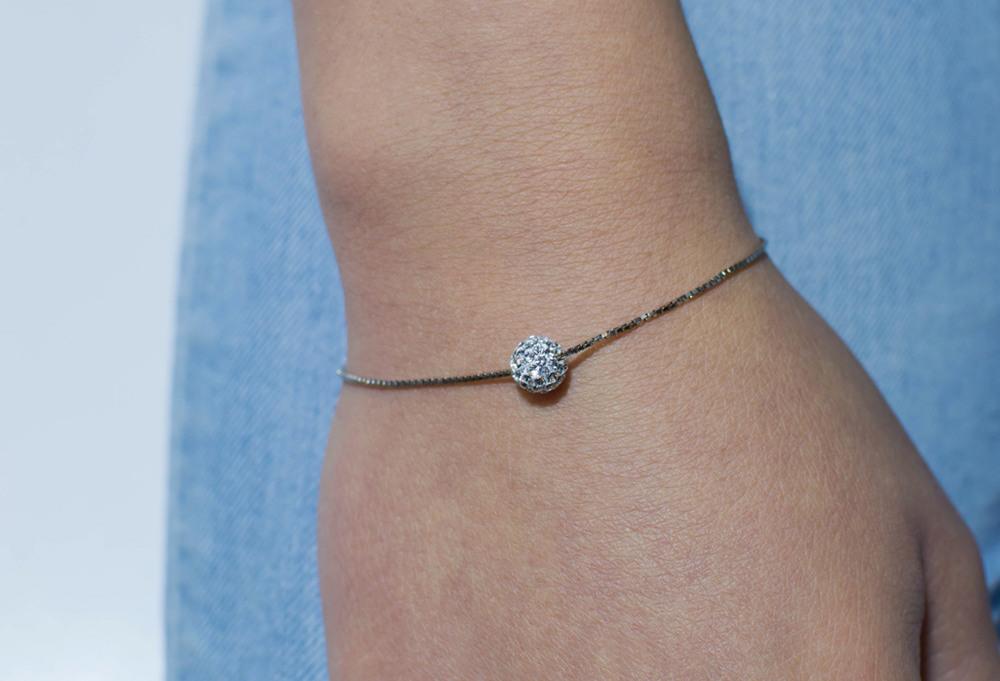 Abonnez vous à GAEL et recevez un bracelet en argent Twice as Nice