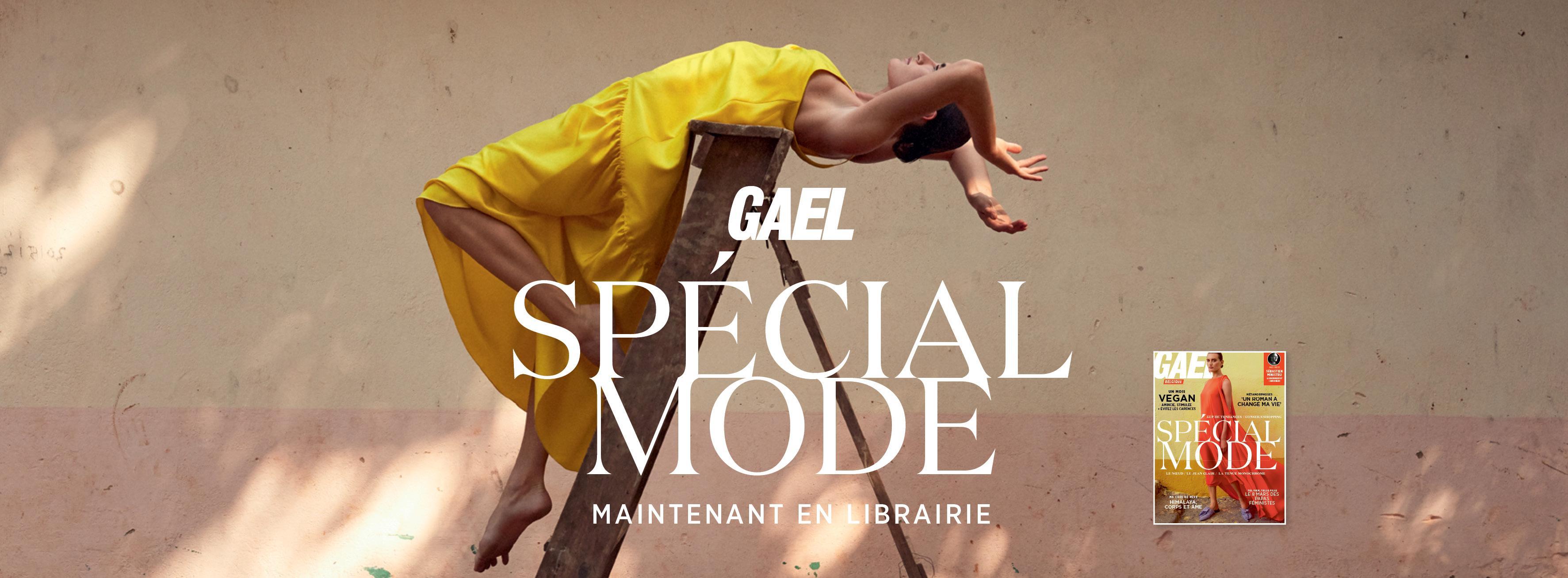 Le GAEL Spécial mode de mars est disponible!