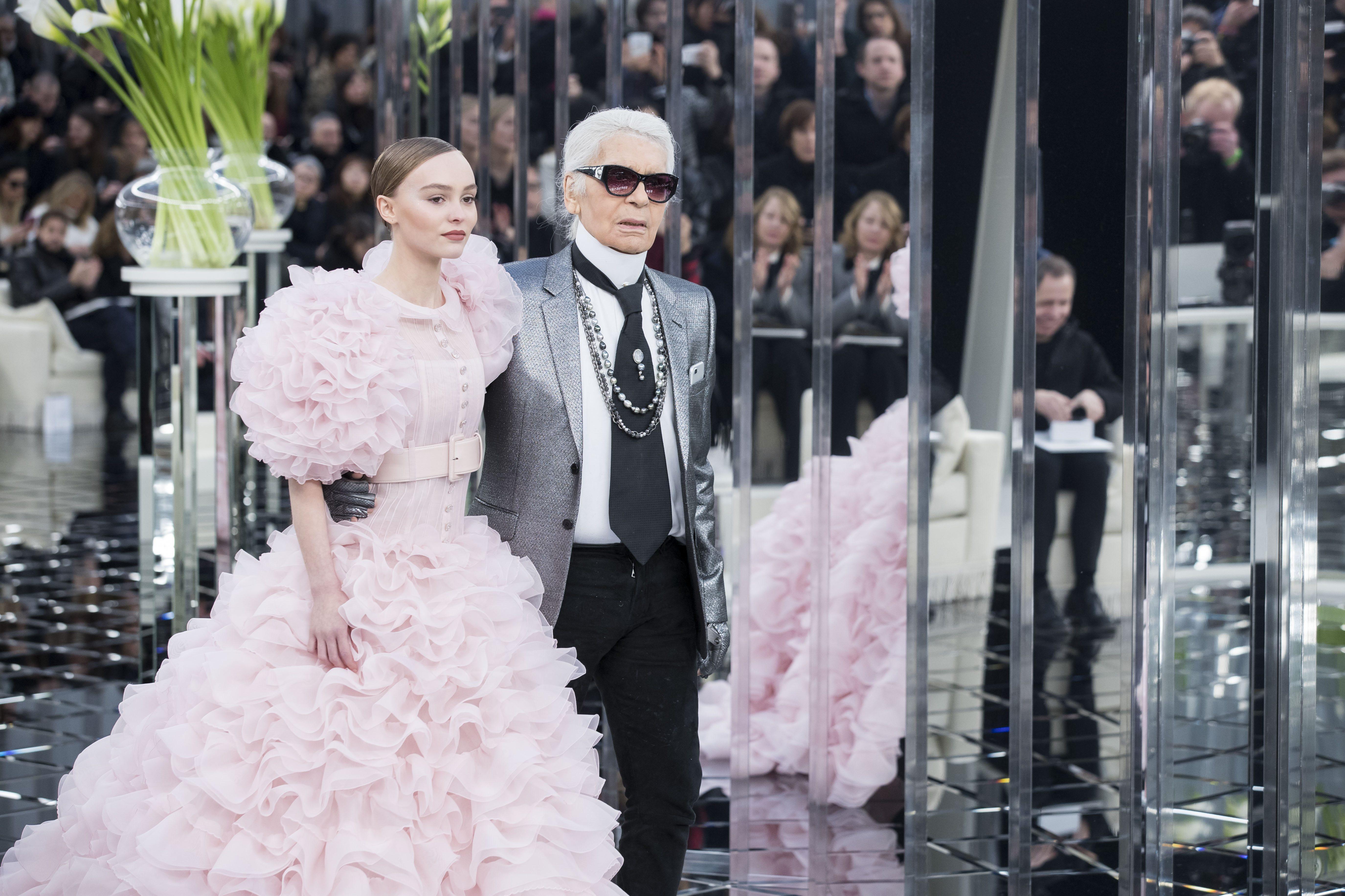 Mode & people: ces égéries sublimées par Karl Lagerfeld - Gael.be