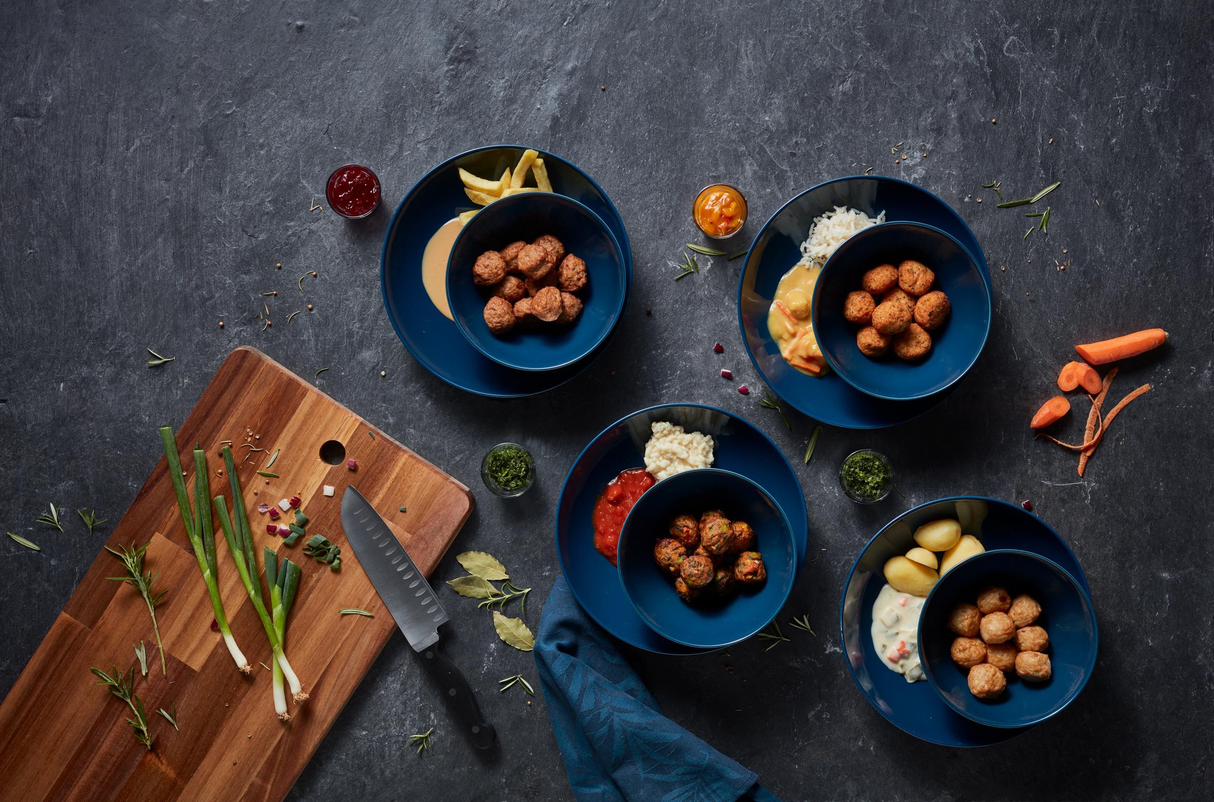 Ikea Lance Une Toute Nouvelle Sorte De Boulettes
