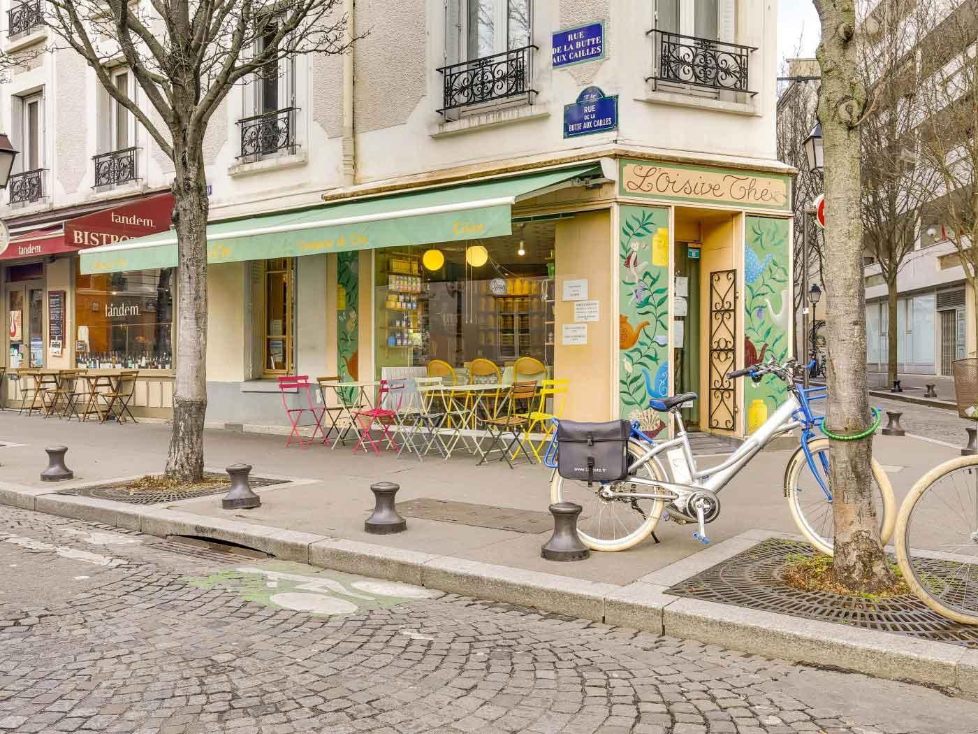 Waar te haken in Parijs