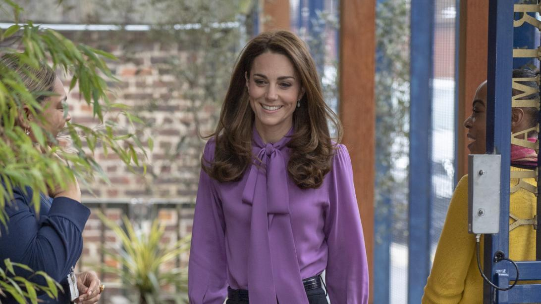 c648f1d1e36 Duchesse du style  l évolution mode de Kate Middleton - Gael.be