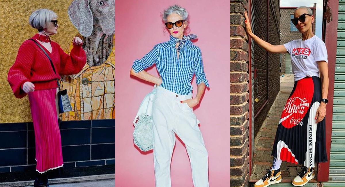 Wonderbaarlijk 50+ Style Icons: Deze tien vrouwen zijn ook bóven de 50 nog RA-11