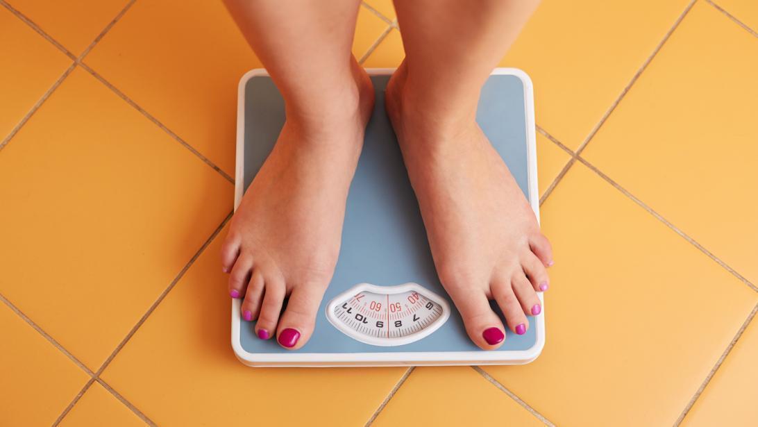 Perdre du poids datant