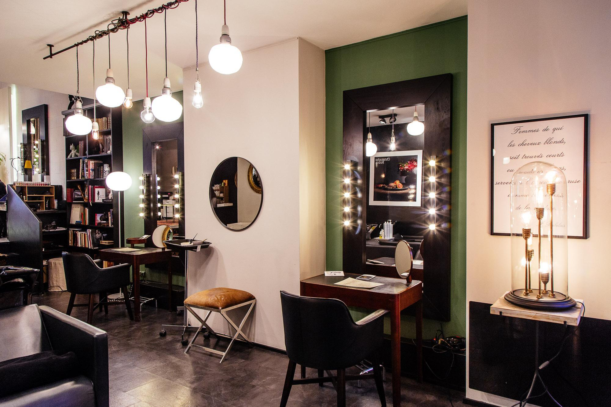 bruxelles: 10 coiffeurs à qui confier vos cheveux les yeux