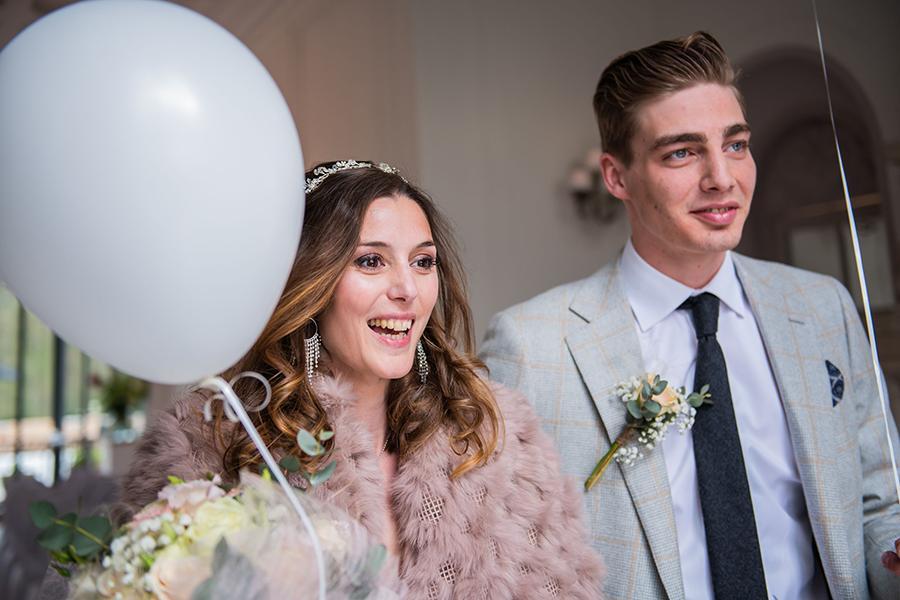 Charissa krijgt droomhuwelijk 5 dagen voor ze zal sterven: 'Ik ben oprecht gelukkig'