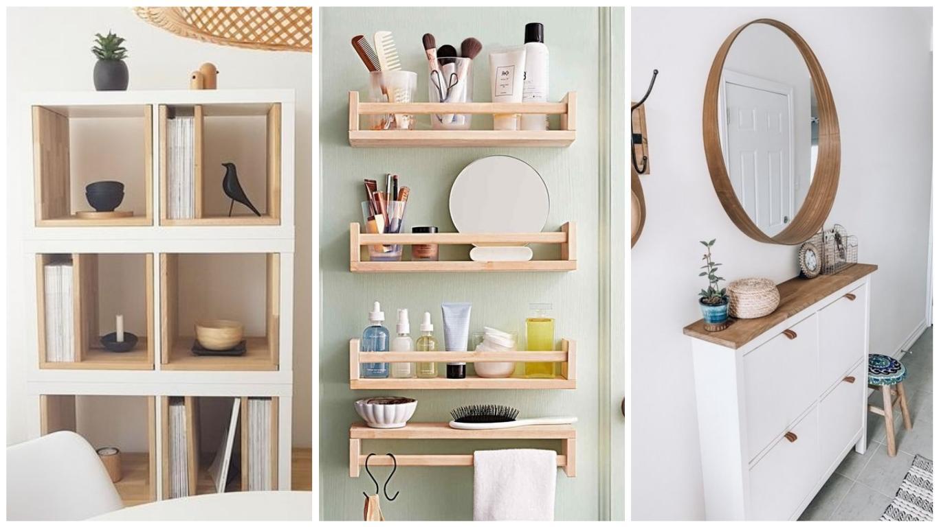 Transformer Ses Meubles Ikea 12 hacks faciles pour détourner et personnaliser vos meubles