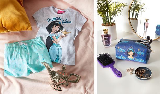 Primark sort une collection dédiée à Aladdin