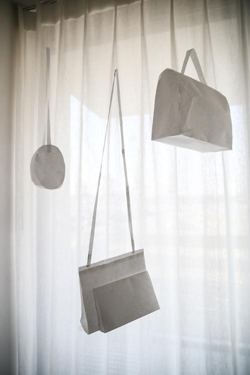 Rencontres avec des sacs