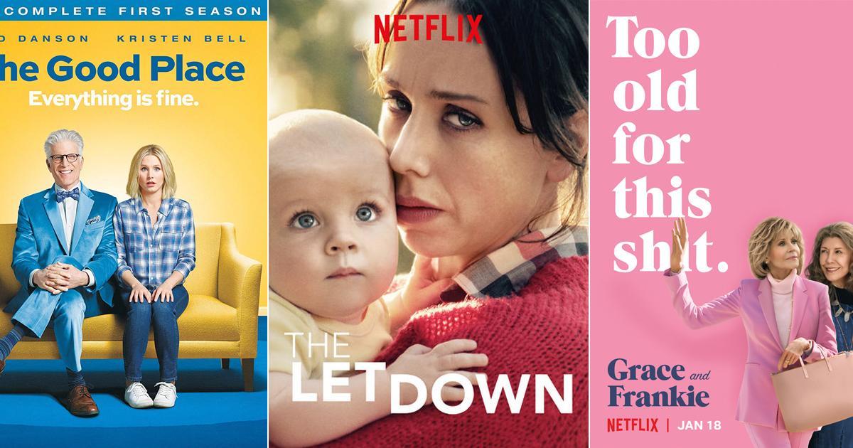 Deze 13 Grappige Netflixseries Zijn Perfect Voor Druilerige