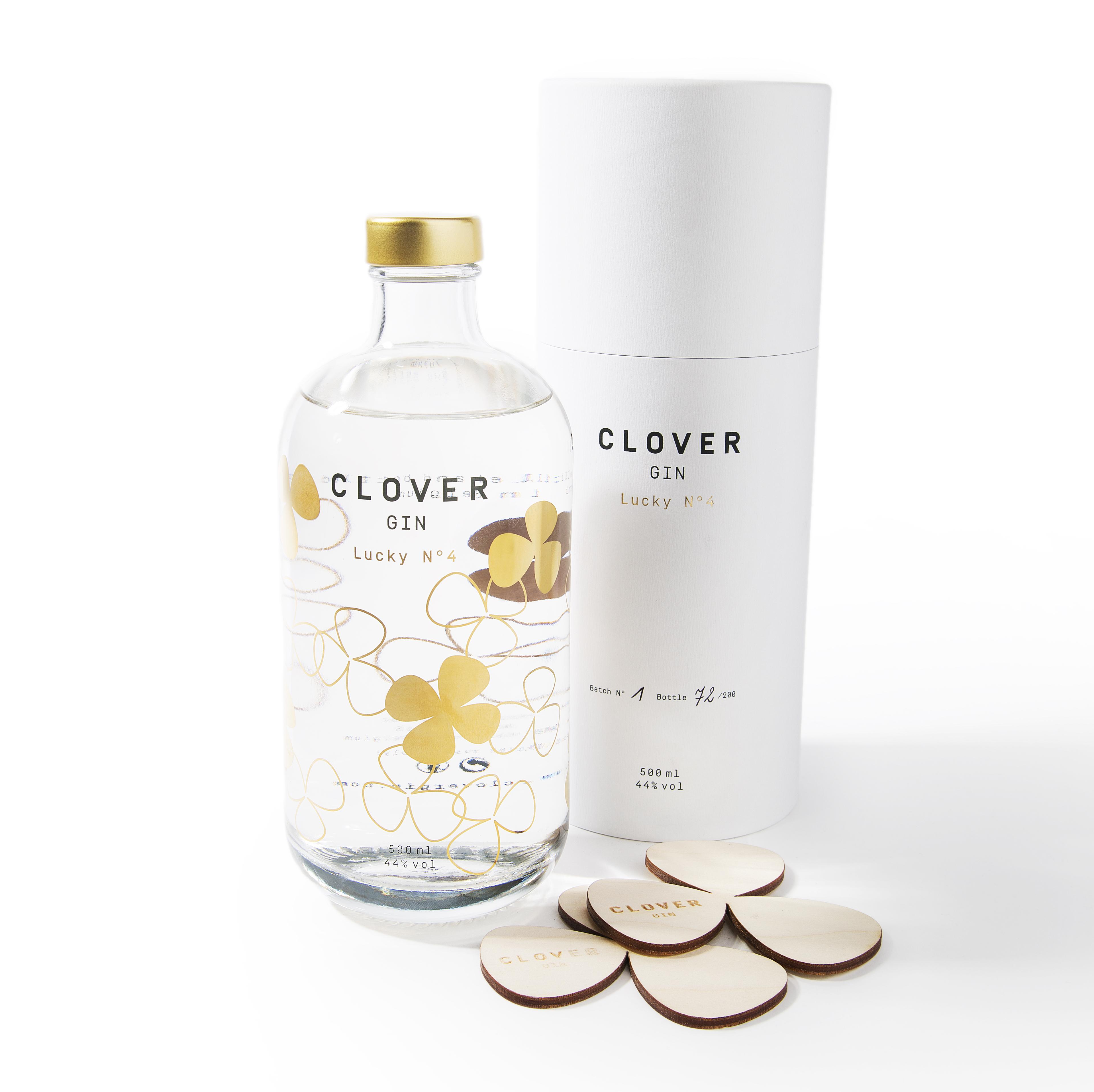 Abonnez-vous à GAEL et recevez un set exclusif Clover Gin (val. 49€)!