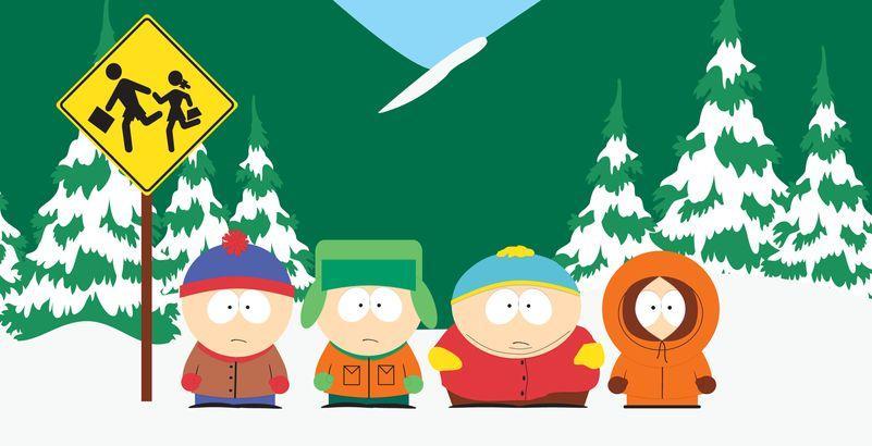 """""""South Park"""" débarque sur Netflix"""