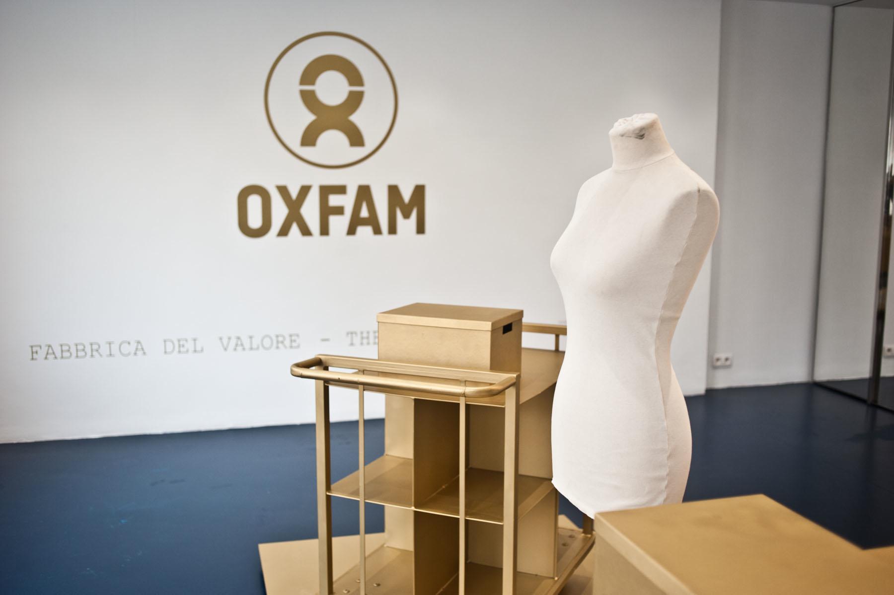 Empty Shop: le magasin éphémère solidaire d'Oxfam réouvre ses portes!