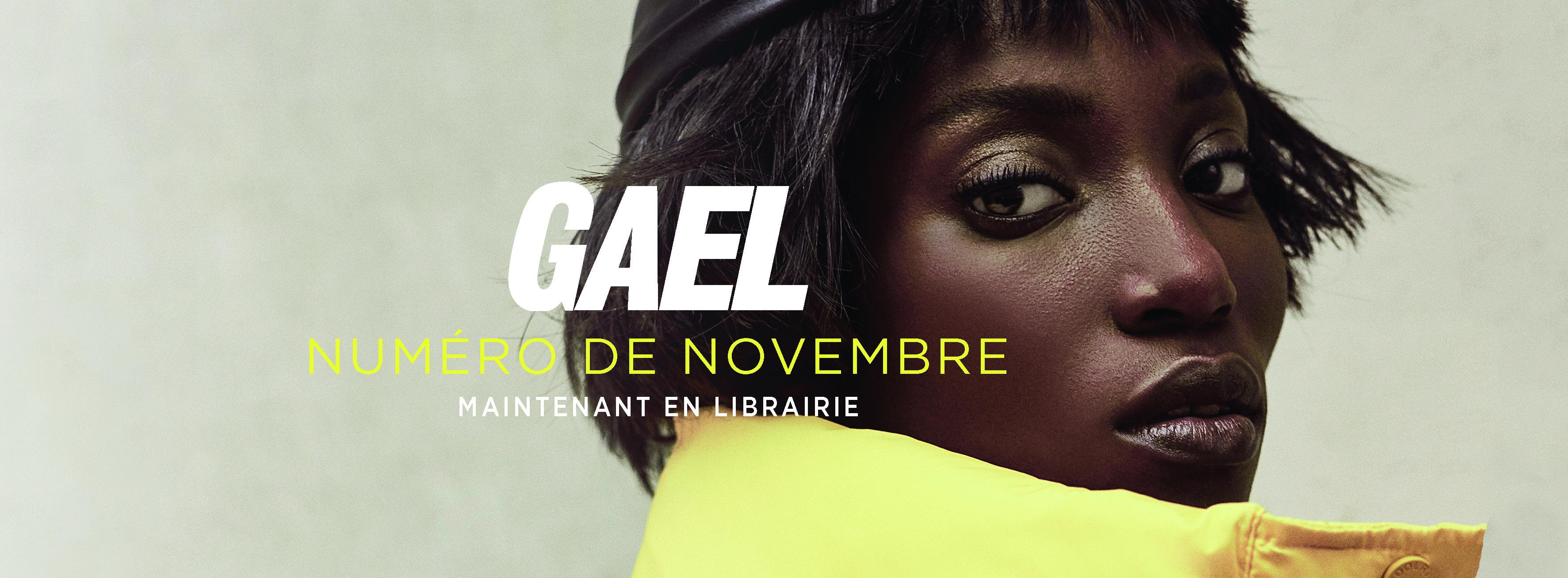 Le GAEL de novembre est disponible en librairie!