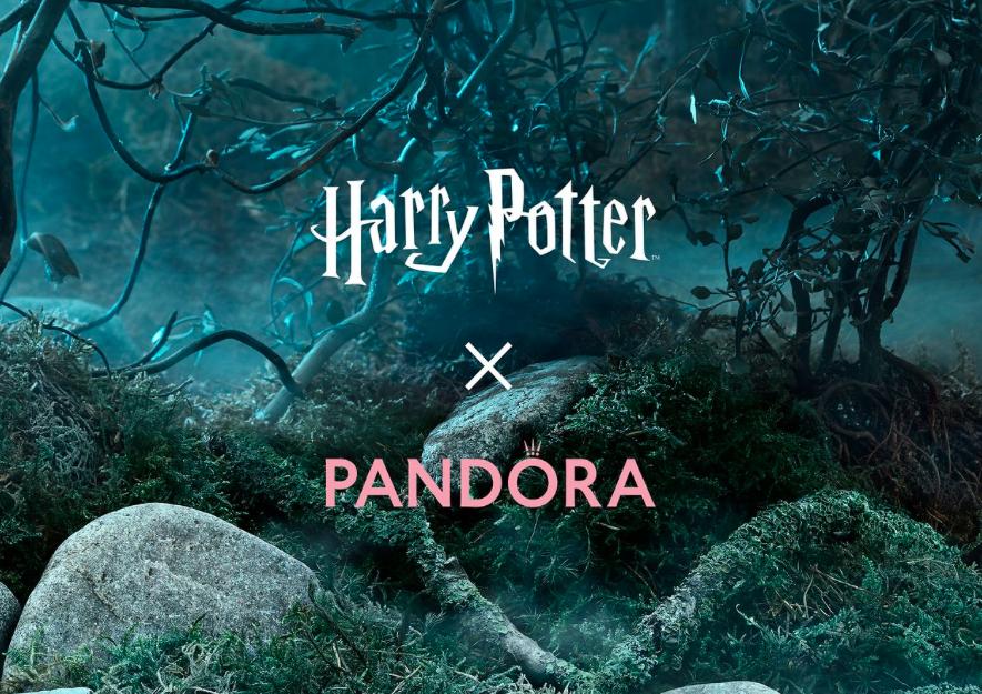Voici les visuels de la collection Pandora x Harry Potter