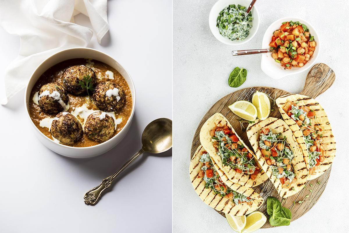 Fonkelnieuw 11 vegetarische gerechten die binnen 30 minuten op tafel staan AL-69