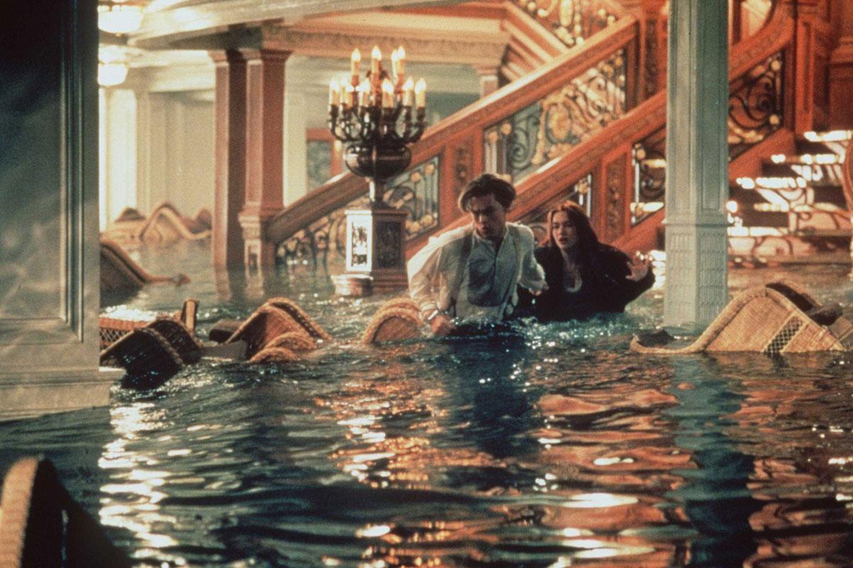 In deze spannende 'Titanic'-escape room kruip je in de huid van Rose of Jack