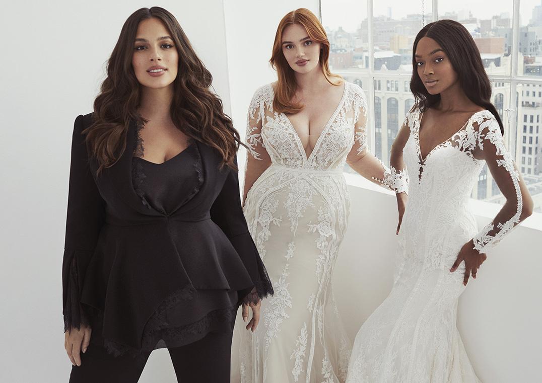 Ashley Graham lance une collection de robes