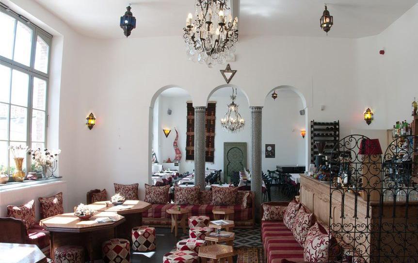 marokkaanse restaurants