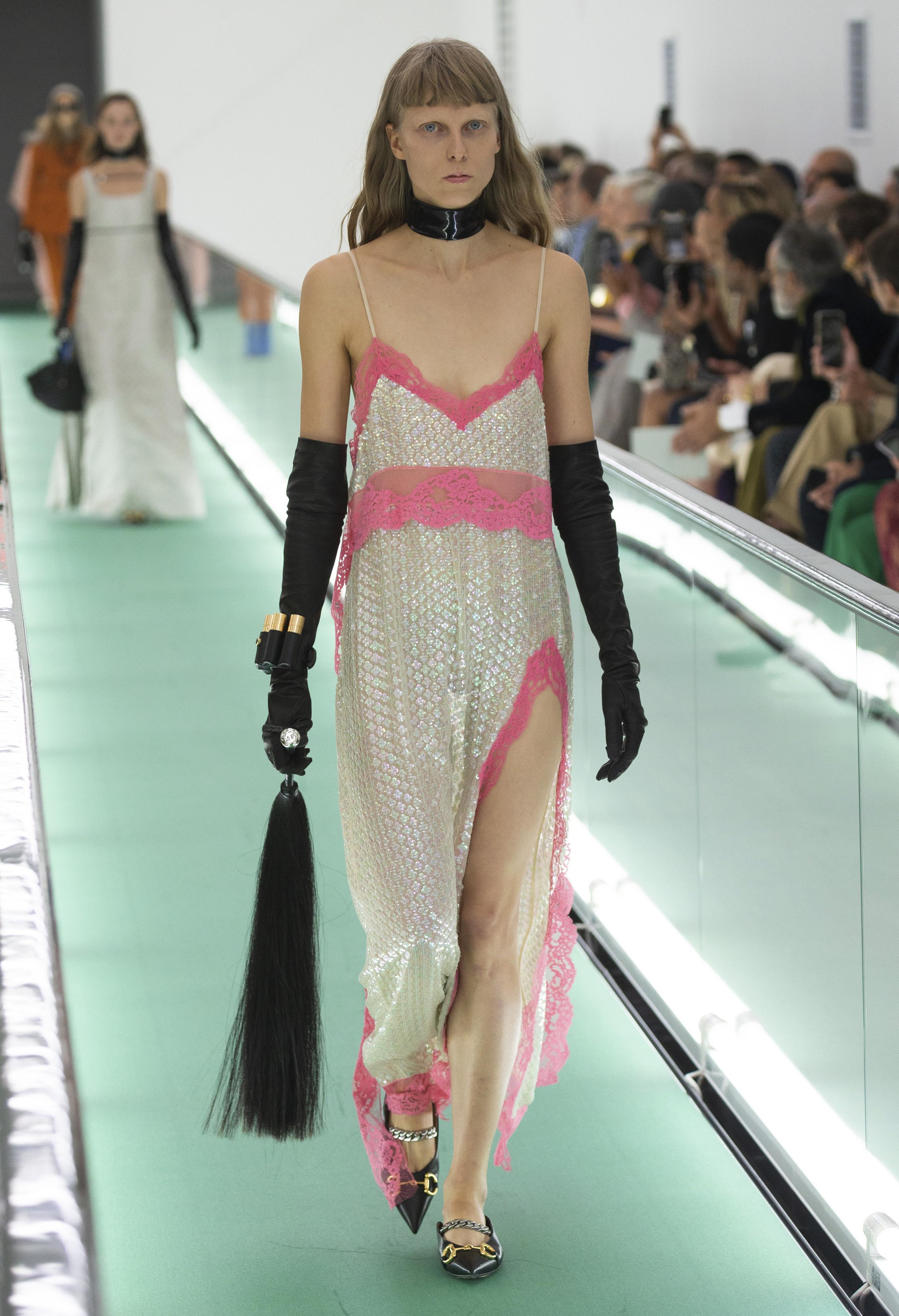 jurk lente Gucci
