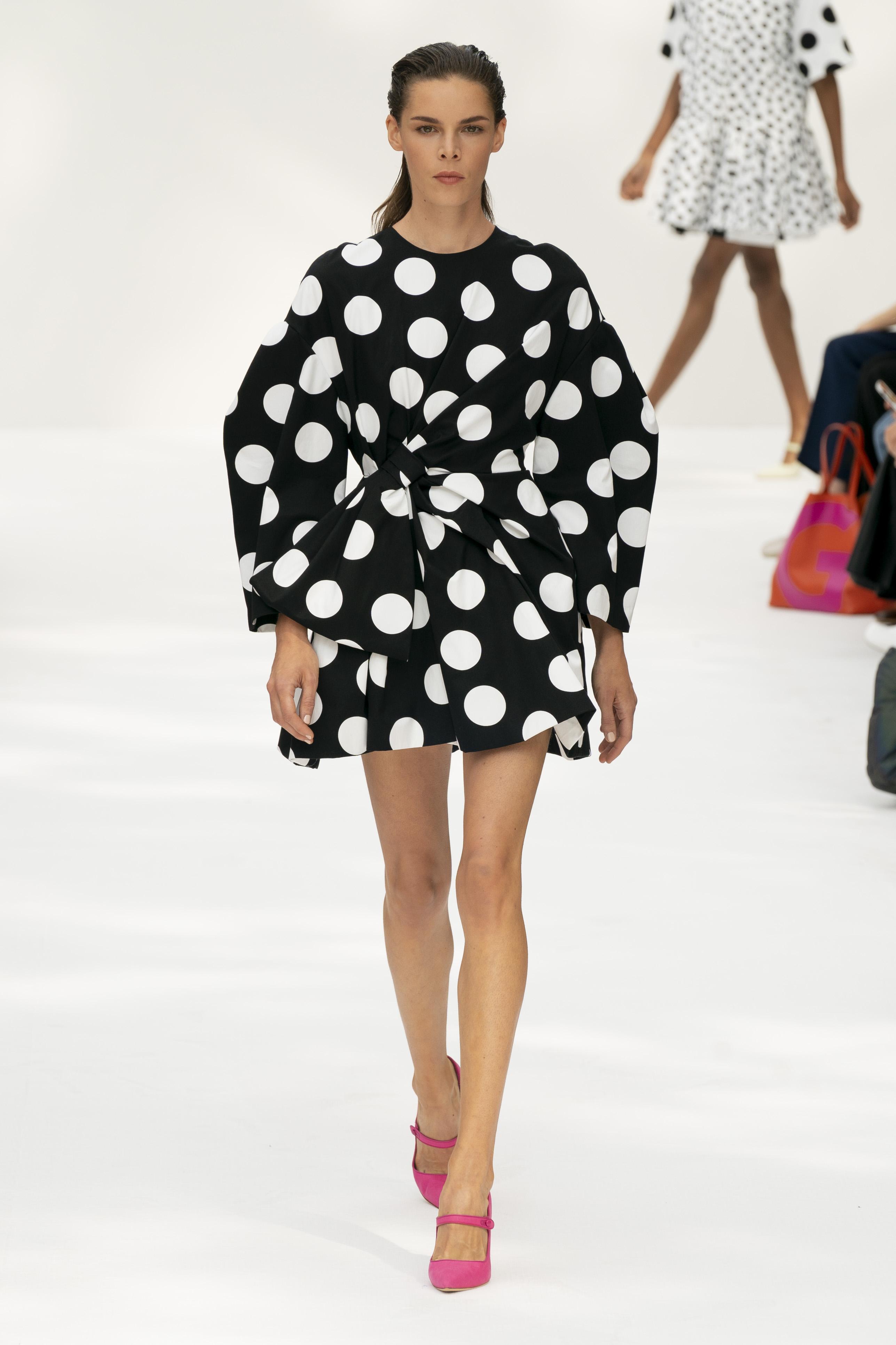 jurk lente Carolina Herrera