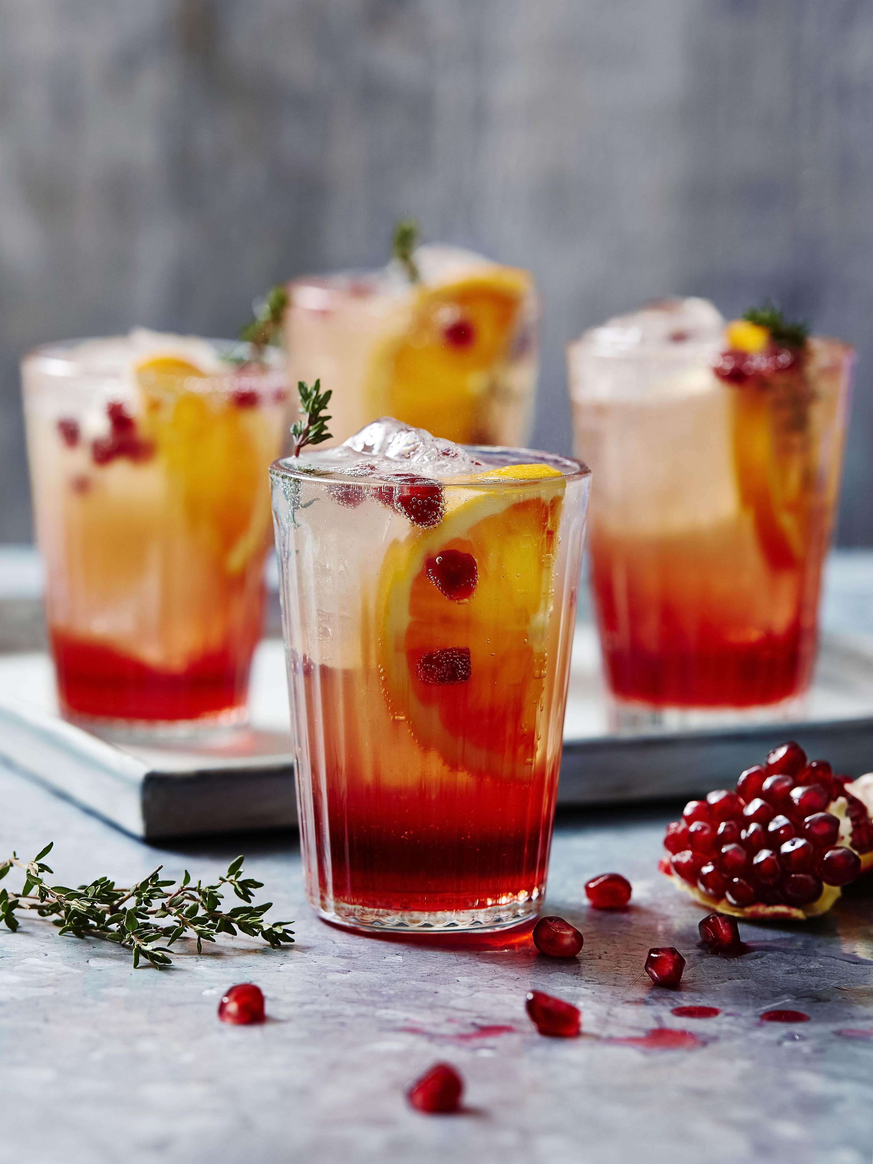 8 cocktails sans alcool parfaits pour l'hiver - Cuisine et ...