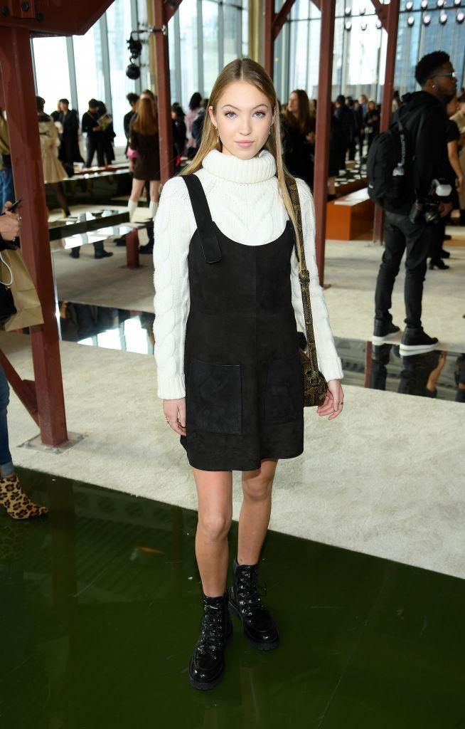 Fashion week celebs best dressed
