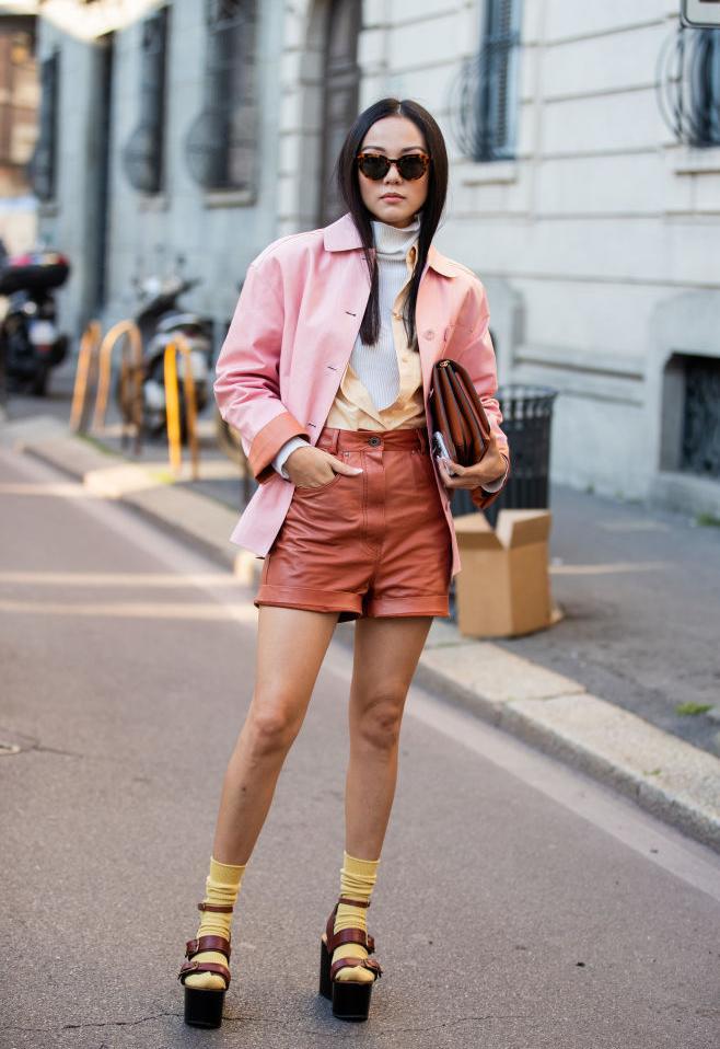 pastelroze trend