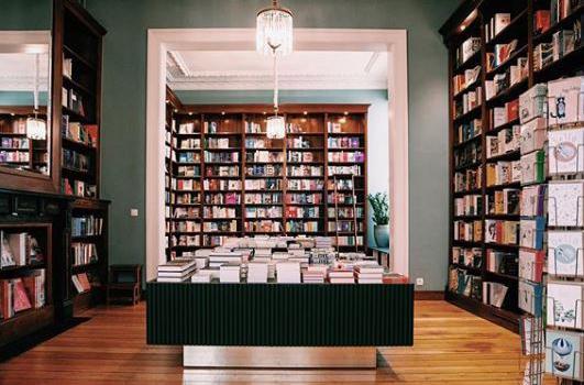 luddites books & wine in antwerpen