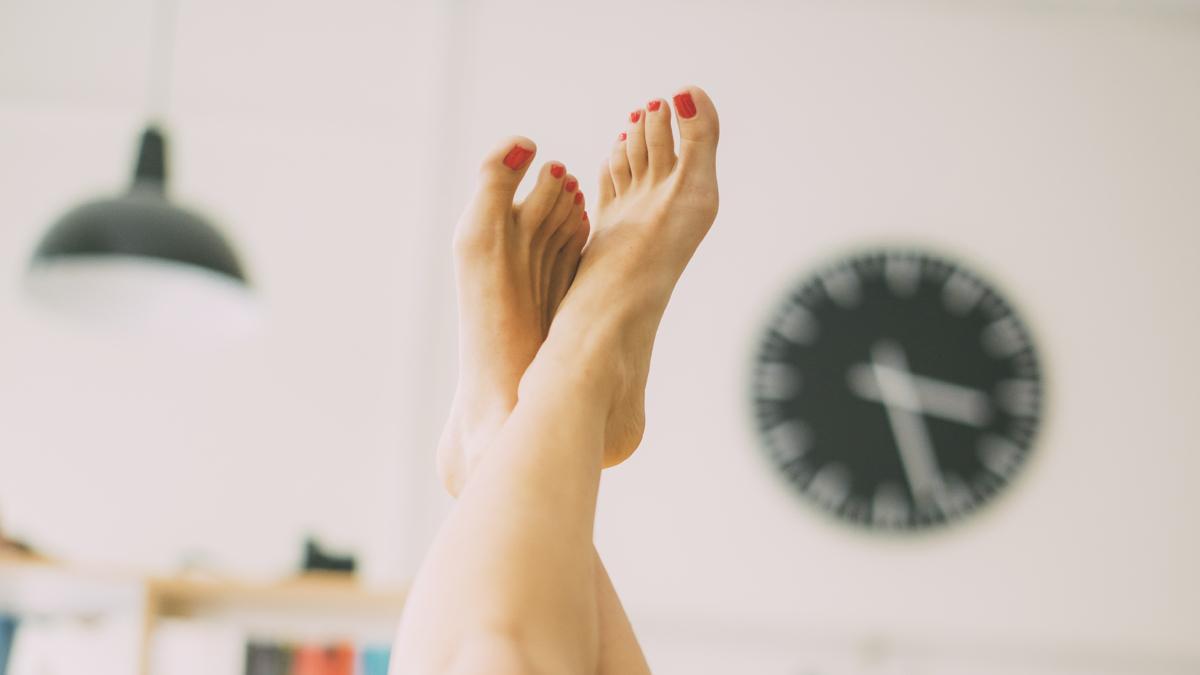 s magische voeten