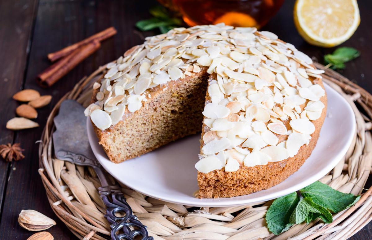 glutenvrije cake bakken