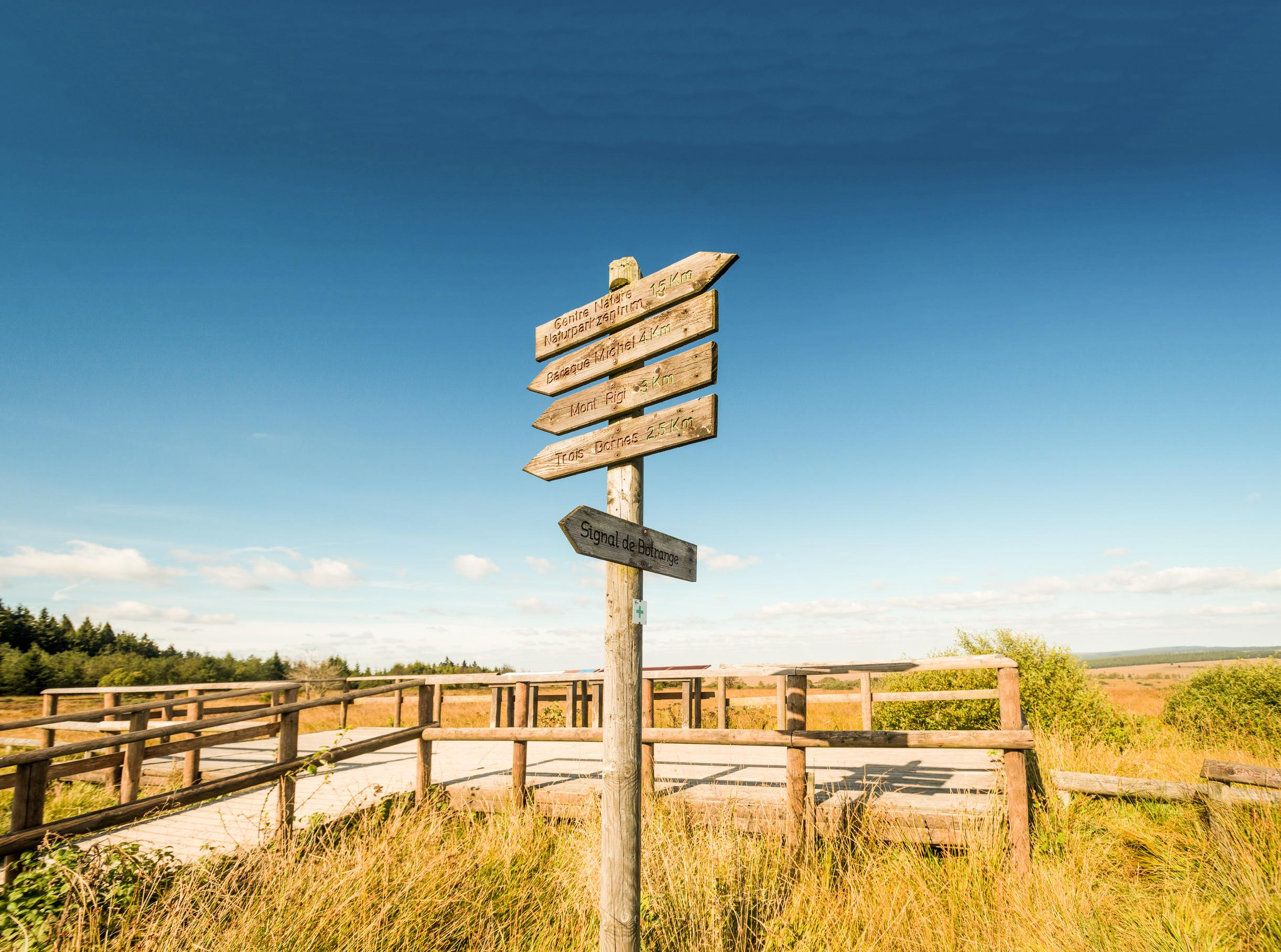 Tourisme en Belgique: et si on (re)découvrait les Hautes Fagnes?