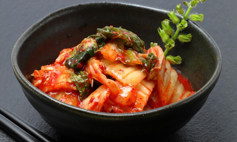 kimchi homemade