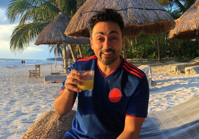 L'instantané: Pablo Andres nous emmène au Mexique