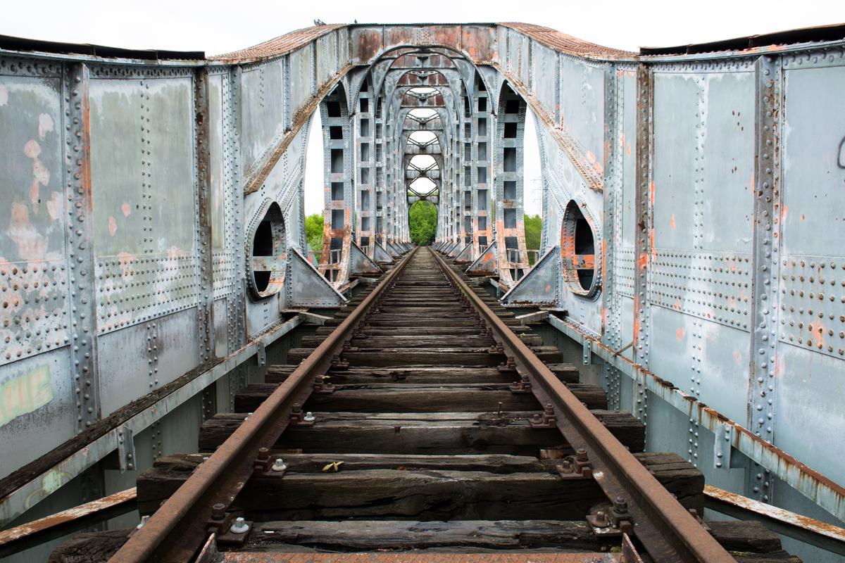 spoorbrug Gellik