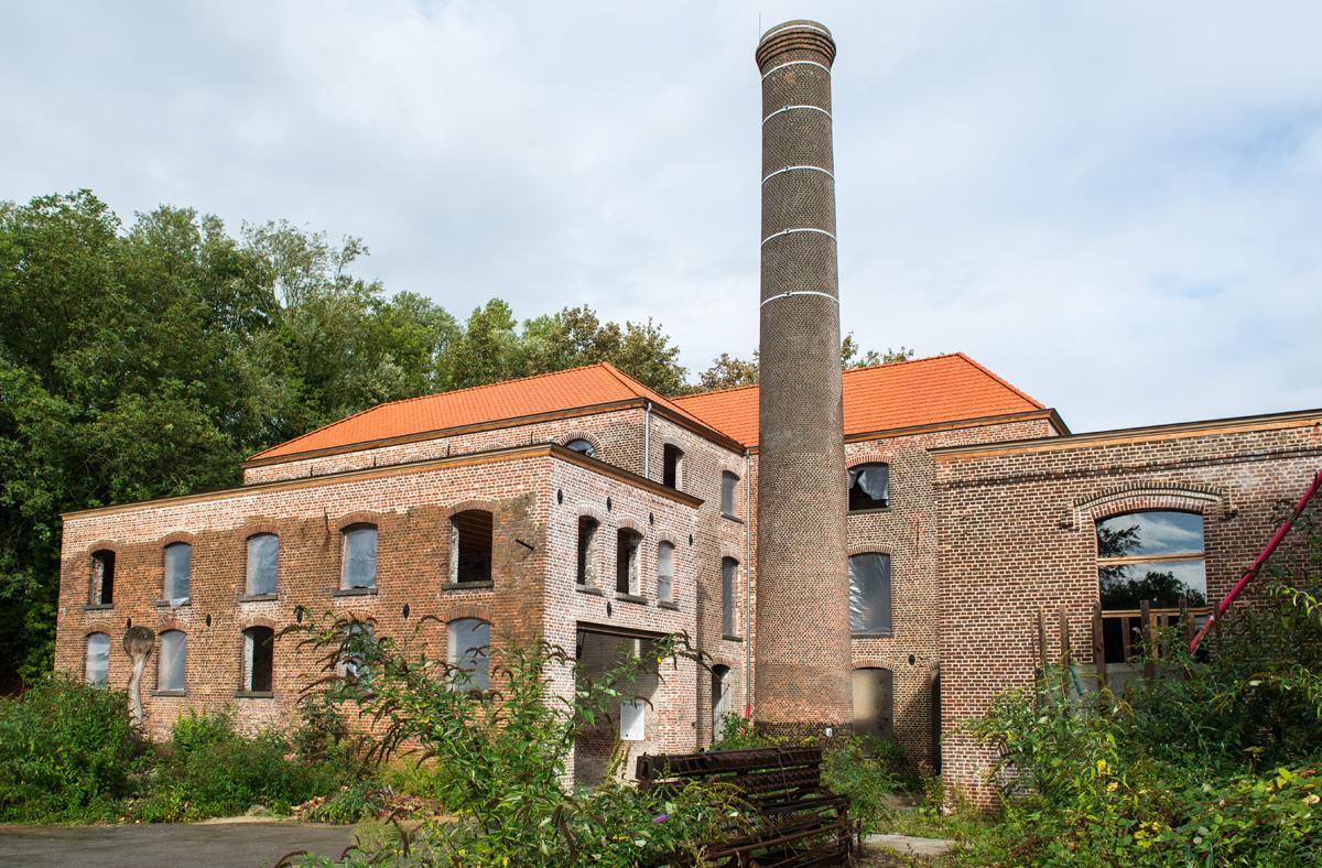 oude textielfabriek ronse